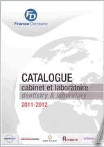catalogue France dentaire