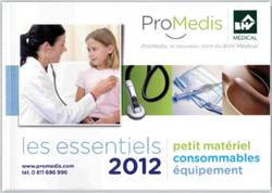 catalogue medical promedis