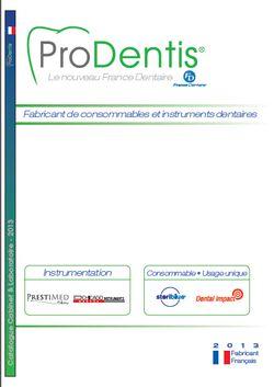 catalogue ProDentis