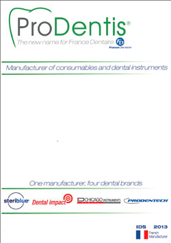 Download dental catalogue ProDentis