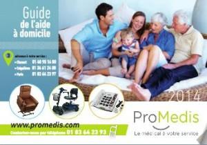 Guide aide à domicile ProMedis